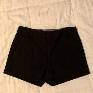 Banana Republic Black Shorts size 4